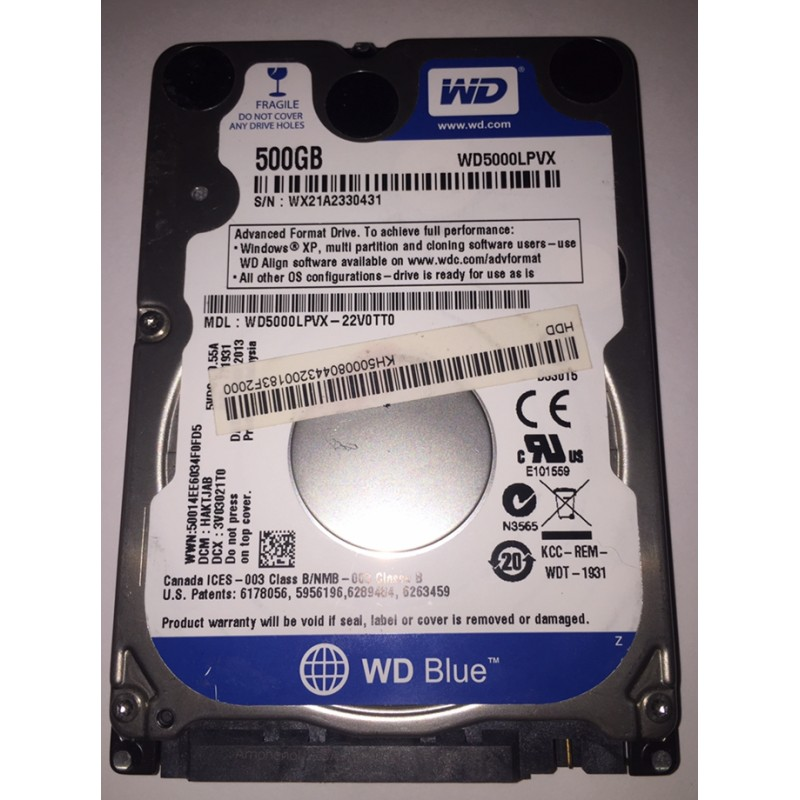 WD-WX21A2330431 (front)
